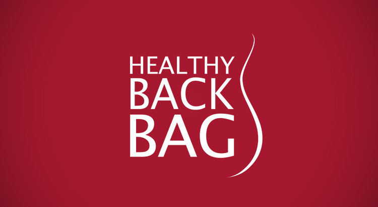 The Healthy Back Bag Company Logo