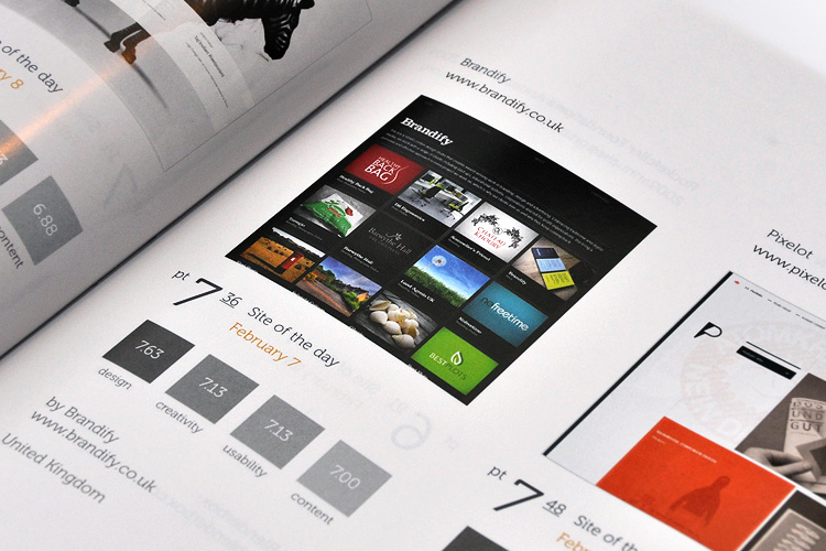 The Awwwards Book 2011 - The Best 365 Websites Around The World